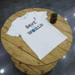 Camiseta Save The World