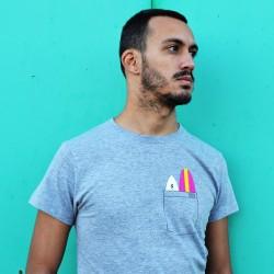 Camiseta Bolsillo
