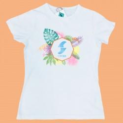 Camiseta Octógono Mujer